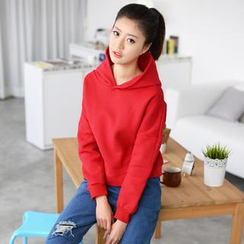 59 Seconds - Dolman-Sleeve Hooded Pullover