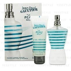 Jean Paul Gaultier - Le Beau Male Coffret: Eau De Toilette Spray 75ml/2.5oz + Shower Gel 75ml/2.5oz