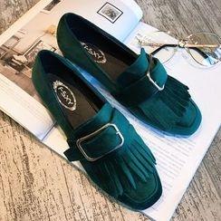 Shoeland - 流苏乐福鞋