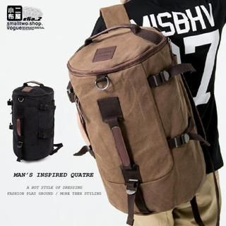 Sha 2 Shop - Canvas Backpack