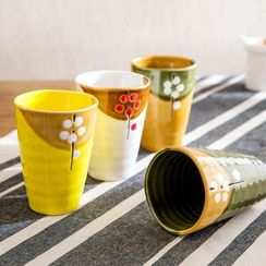 Home Simply - Painted Cup (Set of 4)