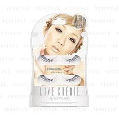 D-up - Love Cherie Eyelasher (#05 Nude Style)