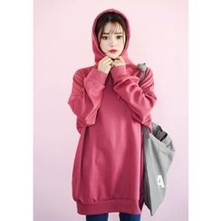 DEEPNY - Hooded Loose-Fit Pullover