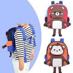 Ladybug - Kids Animal Pattern Backpack