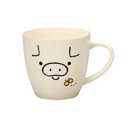 Hakoya - Hakoya Mug Cup Little Pig