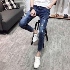 YONDER - Washed Slim Fit Jeans