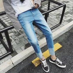 Danjieshi - Tapered Jeans