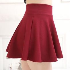Daisyfield - Frilled A-Line Skirt