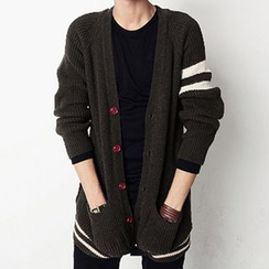 Bay Go Mall - Striped Cardigan