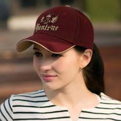 真享 - 刺绣棒球帽
