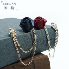 Luonan - Rose Collar Chain