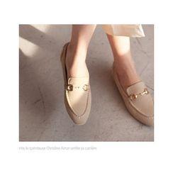 MASoeur - Zip-Back Ankle Boots
