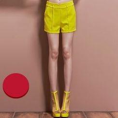 歐依潮派 - 純色短褲