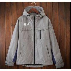 Bigboy - Panel Hooded Jacket