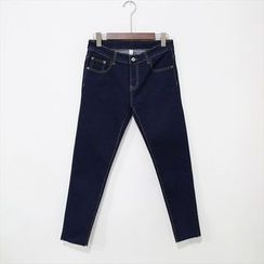Mr. Cai - Cropped Jeans