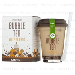 Etude House - Bubble Tea Sleeping Pack (Black Tea)