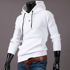 Seoul Homme - Logo-Front Hoodie