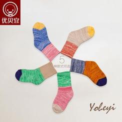Yobaby - Kids Mélange Socks