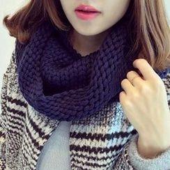 Little V - 針織圓圈圍巾