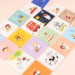 iswas - 'Hello Jane' Series Gift Card Set