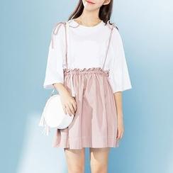 Heynew - A-Line Jumper Skirt