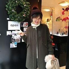 Miss Chipmunk - Zip Coat