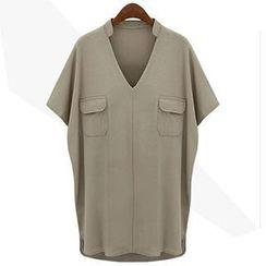 Eloqueen - Pocket Shirt