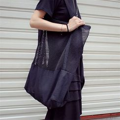 Pandabada - Fishing Net Shopper Bag