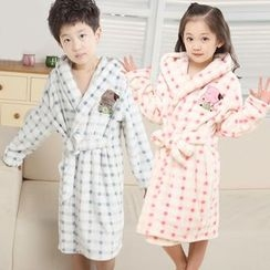 LAPIN - Kids Flannel Robe
