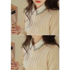 MyFiona - Cable Knit Sweater
