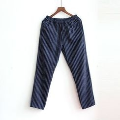 Simplex - Striped Dress Pants