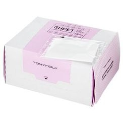 Tony Moly - Folding Tissue Sheet (120pcs)