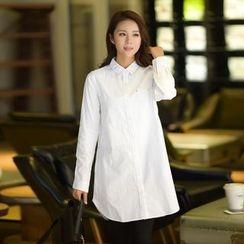 Waypoints - Plain Long Shirt
