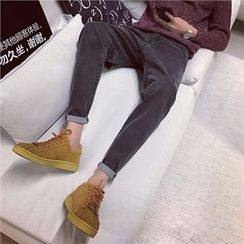 JUN.LEE - Slim Fit Jeans