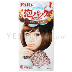 DARIYA - Palty Foam Pack Hair Color (Chocolate Waffle)