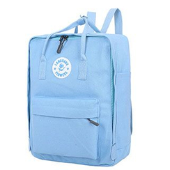 Sweet City - Square Canvas Backpack