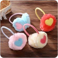 VANDO - Heart Earmuffs