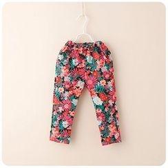 Rakkaus - Floral Pants