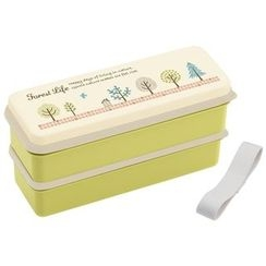 Skater - Forest Life Seal Lid Lunch Box