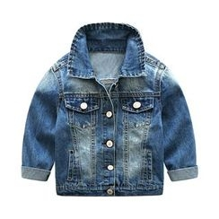 Seashells Kids - Kids Washed Denim Jacket