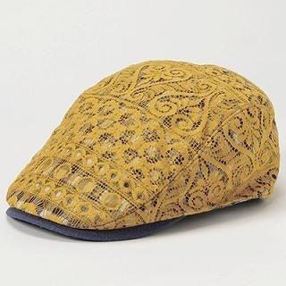 GRACE - Lace Hunting Cap