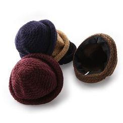 lalalove - Kids Ribbed Knit Hat