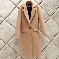 lilygirl - Long Woolen Coat