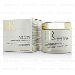 Helena Rubinstein - Pure Ritual Care-In-Oil Cleansing Massage Sublime Oil-In-Gel