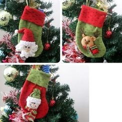 Make a Wish - X'mas Decorative Sock