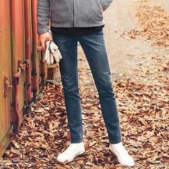 MEOSIDDA - Straight-Cut Jeans