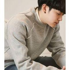 ABOKI - Raglan-Sleeve Sweater