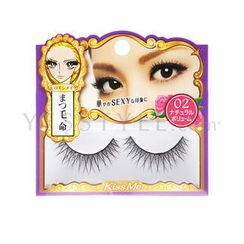 ISEHAN 伊勢半 - Heroine Make Impact Eyelashes #02