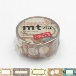 mt - mt Masking Tape : mt ex for tape cutter nano Label