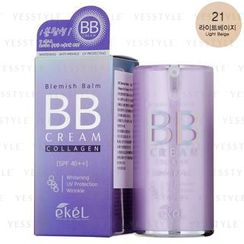 eKeL - Blemish Balm Collagen BB Cream SPF 40++ (#21 Light Beige)